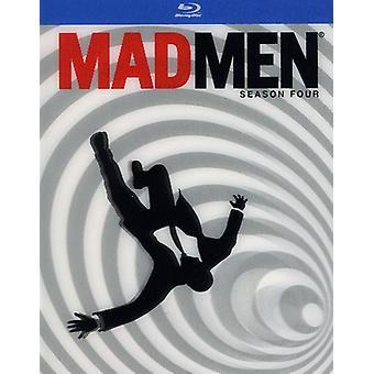 Mad Men - Mad Men: Importação de EUA Season 4 [BLU-RAY]