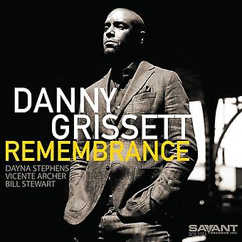 Grissett*Danny - Remembrance [CD] Usa import
