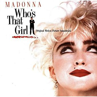 Who's That Girl [CD] USA import