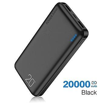 Tragbare LadepowerBank 20000mAh für Xiaomi Mi| Power Bank