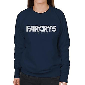 Far Cry 5 Stars Logo Women's Sweatshirt