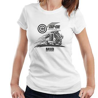 Men In Black Zap Em Truck Women's T-Shirt