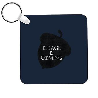 Ice Age Coming Game Of Thrones Keyring
