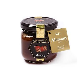Honning med hasselnødder 250 g