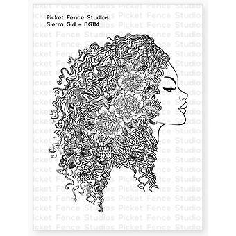 Picket Fence Studios Sierra Clear Postimerkit
