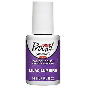 SuperNail ProGel Champs De Lavande Collection 2016- Lilac Lumiere (14ML) (45279)
