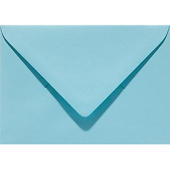 Papicolor 6X Envelope C6 114x162 mm Azure-Blue