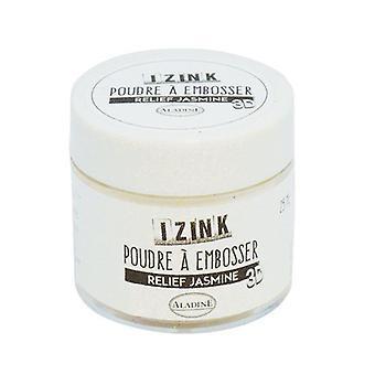 Aladine Embossing Powder 25 ml Jasmine