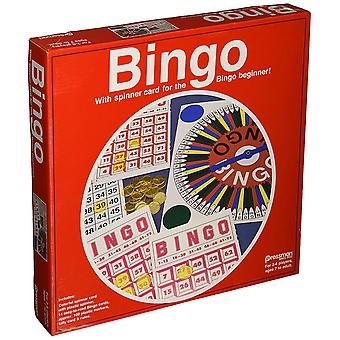 Games - Pressman Toy - Bingo (Red Box) New 1905-06