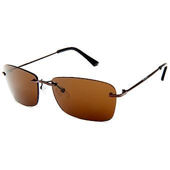 Sonnenbrille Unisex    Kat.3 braun/kupfer (19-278)