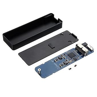 Usb3.0 To Mac Ssd Enclosure With Power Cable-hard Disk Box