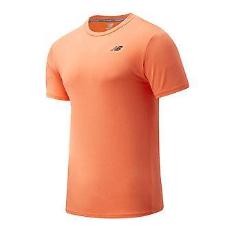 New Balance Revitalizar Cool Tee M MT91920DME correndo o ano de camiseta masculina