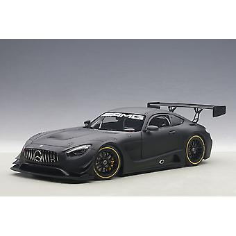 Mercedes Benz GT3 AMG Plain Body Version (2015) Composite Model Car