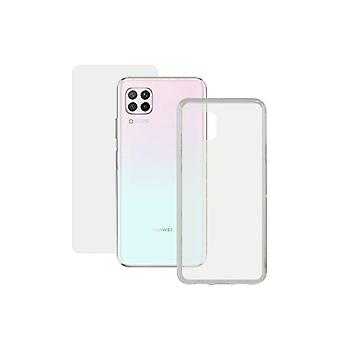 Film Tempered Glass Protector for Portable Phone - Huawei P40 Lite Contact Mobile Phone Case