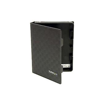 Startech Anti Static Hard Drive Protector Case Black