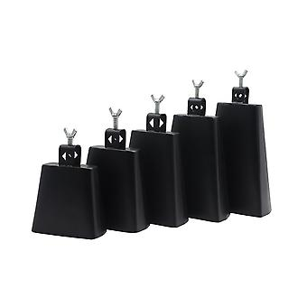 3 inch Metal Cowbells with Handles Novelty Noise Maker