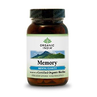 Organic India Memory Formula, 90 Vcaps