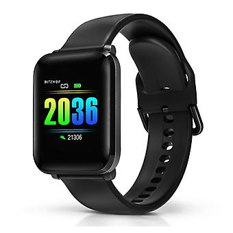 Blitzwolf BW-HL1 Smartwatch Smartband Smartphone Fitness Sport Activity Tracker Watch IPS iOS Android iPhone Samsung Huawei Black