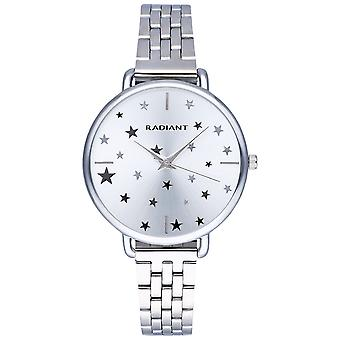 Radiant saint laurence watch for Analog Quartz Woman with stainless steel bracelet RA544201