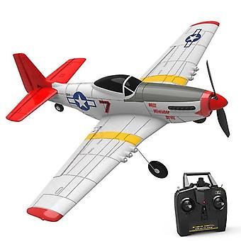 Rc Airplane, Trainer Fixed Wing Rtf Aircraft For Beginner