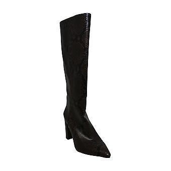 INC International Concepts Women-apos;s Shoes Paiton Pointed Toe Knee High Fashion...