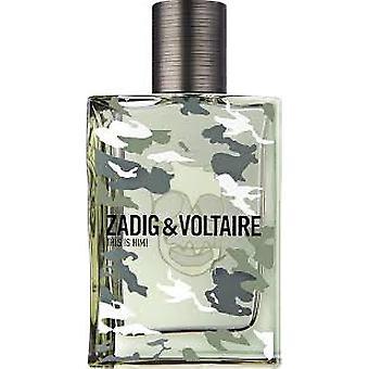 Zadig & Voltaire This Is Him! No Rules Eau de Toilette 20ml EDT Spray