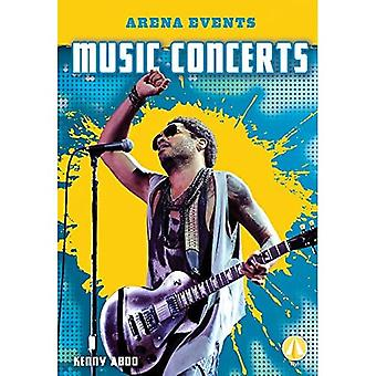 Musikkonserter (Arenaevenemang)