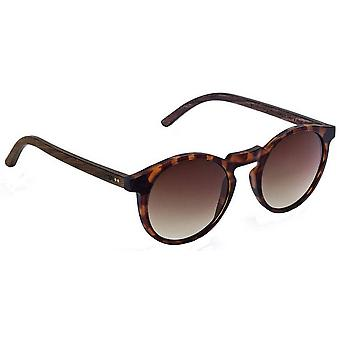 Take a Shot Emma Sunglasses - Brown