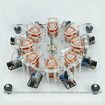 نجمة تصميم عالية الطاقة مولد بلا نواة محرك