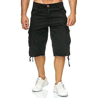 Груз Капри Мужские шорты летом Бермудских островов короткие брюки потерять подходят случайные сумки