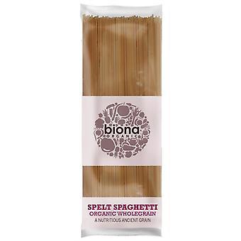 Spaghetti biona épeautre biologique - Grains entiers 500g x10