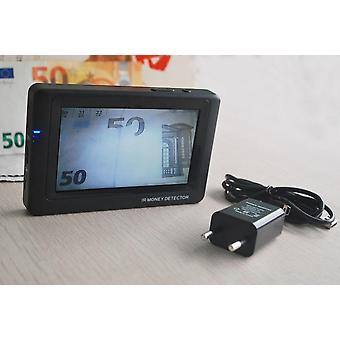 Infrared Camera Money Detector