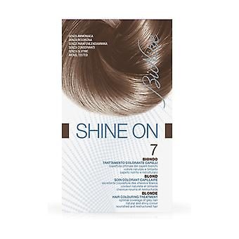 Shine On 7 Blonde Hair Dye Treatment 1 unit