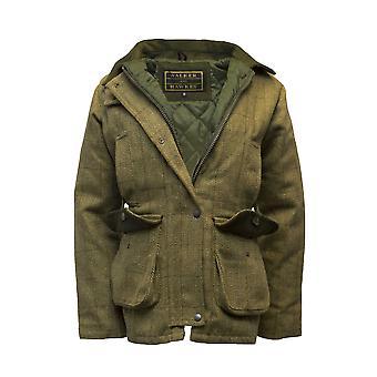Walker and Hawkes - Ladies Tweed Hunting Jacket