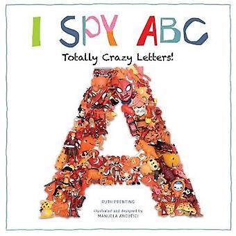 Spiare ABC Totalmente Crazy Letters