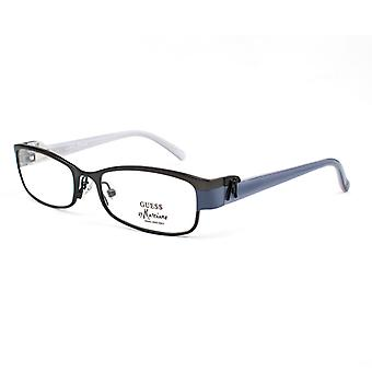 Unisex'Spectacle frame Guess Marciano GM111-GUN (ø 52 mm)