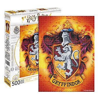 Harry Potter - gryffindor 500pc puslespil
