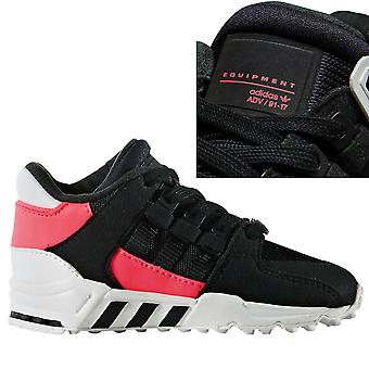 Adidas EQT Support Ortholite Kids Trainers Shoe Toddlers Black BB2958 B34B