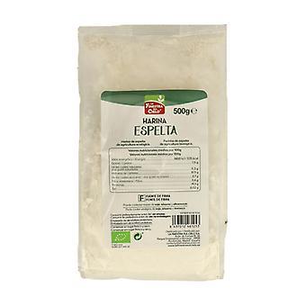 スペルト小麦粉バイオ500グラム