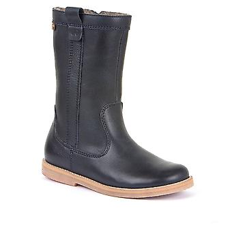 FRODDO Warm Lined Zipped Long Boot