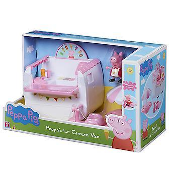 Peppa Pig's Ice Cream Van