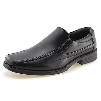 Kids School Uniform Dress Shoes Slip-on Oxford (Toddler/Little Kid)