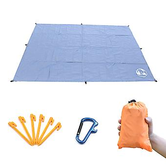Beach Mat, Anti Sand Waterproof , Foldable Portable Beach Mat 185 * 140CM