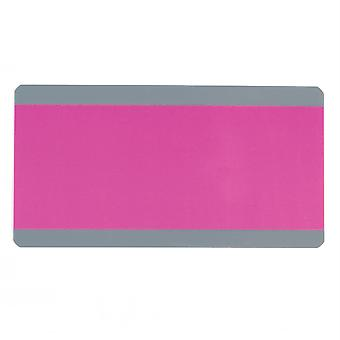 "Big Reading Guide, 3.75"" X 7.25"", Pink"