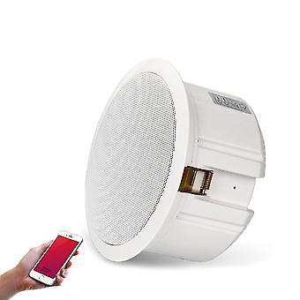 """Alto-falante de teto Bluetooth sem fio de 110v-20w (6.5"""")"""