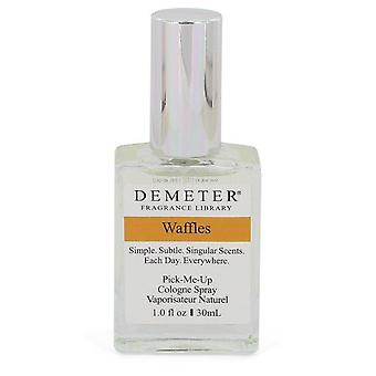 Demeter Waffles Cologne Spray (unboxed) By Demeter 1 oz Cologne Spray