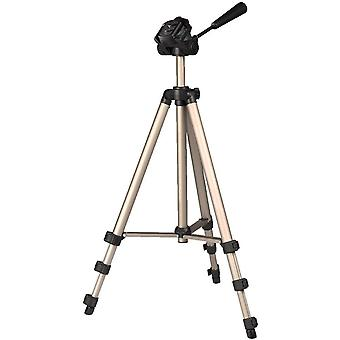 Star 75 Camera Tripod | Up to 125cm | Incl. Carrying Bag | Black