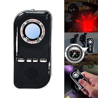 Multifunctional Tools Infrared Detector Anti-lost Anti-theft Alarm Compass Violet Detector Camping S