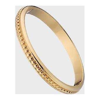 Anillo kalevala anillo uskela para mujer anillo 14K oro 1415610225 ancho del anillo 71