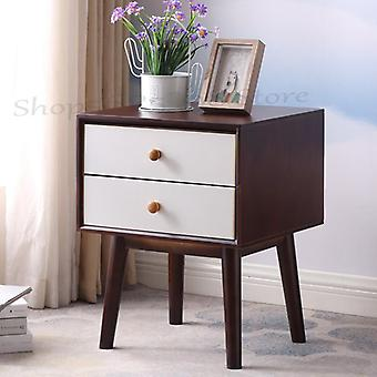 Mini Bedside Small Simple Storage Cabinet With Drawer